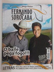 Poster Fernando E Sorocaba