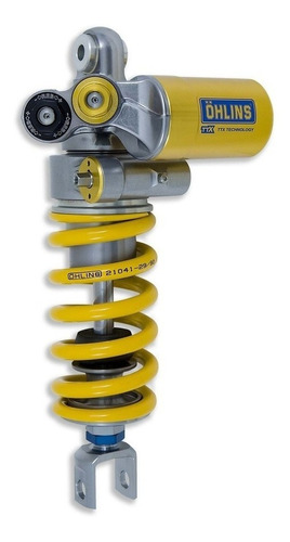 Amortiguador Trasero  Ohlins -suecia (32.5 Cm) Adaptable X3m