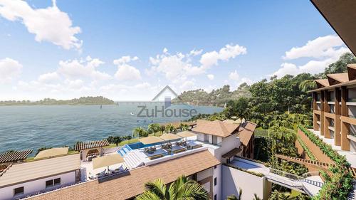 Imagen 1 de 14 de Apartamento 3er Nivel Frente A La Bahía De Samaná Wpa130 A3