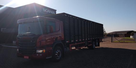Scania P250 6x2 Boiadeiro