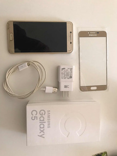 Samsung C5 Gold