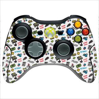 Skin Adhesivo Ploteo Joystick Xbox 360 Microsoft 3m Premium