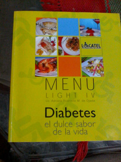 Revista Menu Light Iv, Lic. Adriana