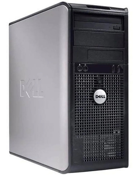 Cpu Dell Optiplex 780 Core 2 Duo 4gb Ddr3 Hd 250gb