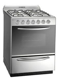 Cocina Domec Cxuleav Reflex, Inoxidable Multigas