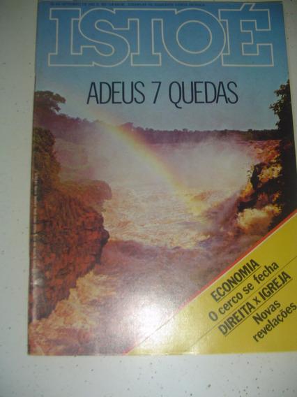 Revista Istoé 300 Sete Quedas Julio I Rio Grande Do Sul 1982