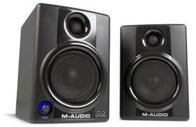 Monitor De Áudio M-áudio Av40