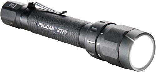 Pelican 2370b 3 Linterna Led De 2 Aa Color Negro