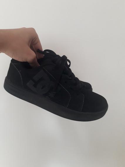 Zapatillas Dc Niño Nuevas