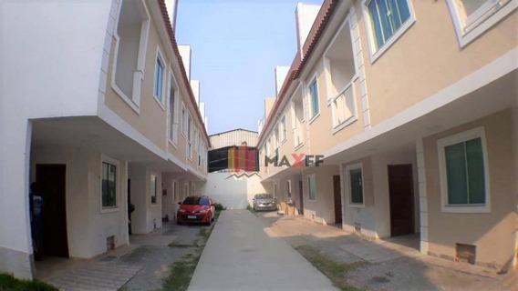 Ótima Casa Triplex Na Taquara! - Ca0147