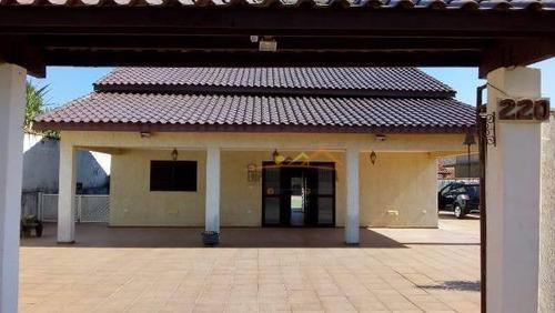Chácara Com 4 Dormitórios À Venda, 1000 M² Por R$ 800.000,00 - Condomínio Santa Inês - Itu/sp - Ch0072
