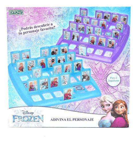 Adivina El Personaje De Frozen Disney