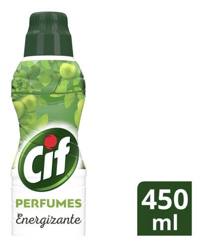 Limpeza De Pisos Cif Perfumes Energizante 450ml