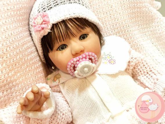Bebê Reborn Kyllin Personalizada Promoção Barata Luxo!!