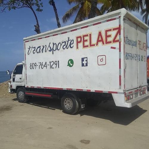 Transporte Y Cargas Pelaez 809 764 1291