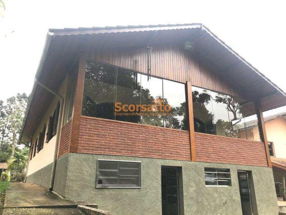 Chácara Com 3 Dorms, Mombaça, Itapecerica Da Serra - R$ 770 Mil, Cod: 3653 - V3653