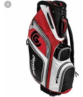 Rieragolf Bolsa Golf Para Carro Cleveland Roja Promo 40%off