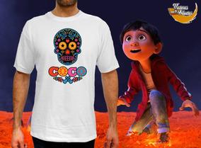 Playera Coco De Pixar