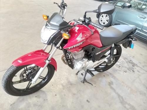 Honda New Titan 150 Cc 2020 Dueño Liq Urg