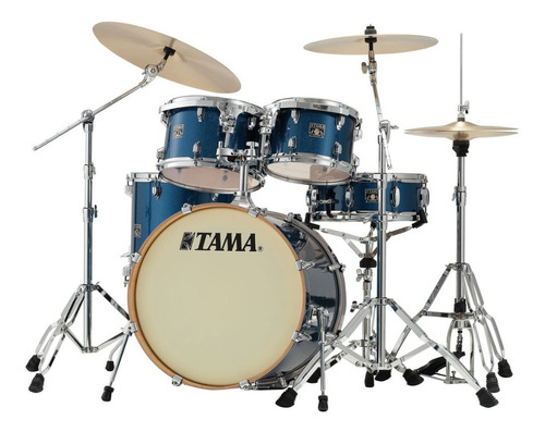 Bateria Shell Pack Tama Superstar Classic Maple Ck50rs Isp