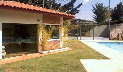 Chácara Com 4 Dormitórios À Venda, 7000 M² Por R$ 1.500.000,00 - Condomínio Itaembu - Itatiba/sp - Ch0051