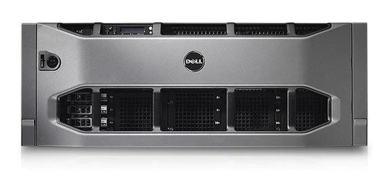 Servidor Dell Poweredge R910 4u Sixcore 64gb Seminovo