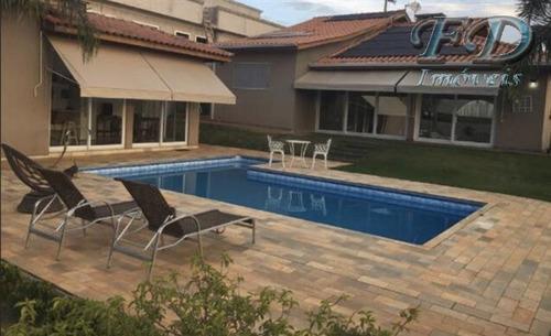 Imagem 1 de 16 de Casas Alto Padrão À Venda  Em Atibaia/sp - Compre O Seu Casas Alto Padrão Aqui! - 1474681