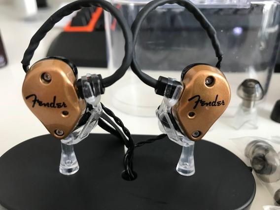 Monitor In-ear Fender Fxa7 Gold