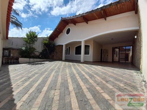 Imagem 1 de 15 de Casa Para Venda Em Peruíbe, Jardim Barra De Jangada, 3 Dormitórios, 1 Suíte, 2 Banheiros, 3 Vagas - 3566_2-1160955