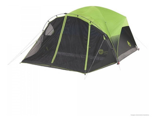 Barraca Camping Coleman Luz Confort 6 Pessoas C/ Nf