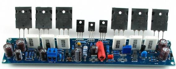Placa Amplificador 350w Rms Ab Montada Promoção