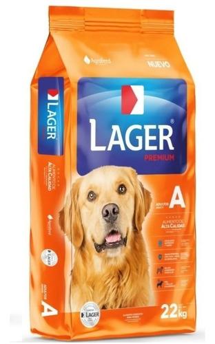 Imagen 1 de 3 de Lager 22 Kilos + Regalo + Envio Alimento Para Mascotas.