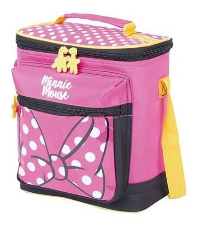 Lancheira Especial Minnie 19y - Sestini
