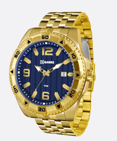 Relógio X-games Masculino Xmgs1026 P2kx