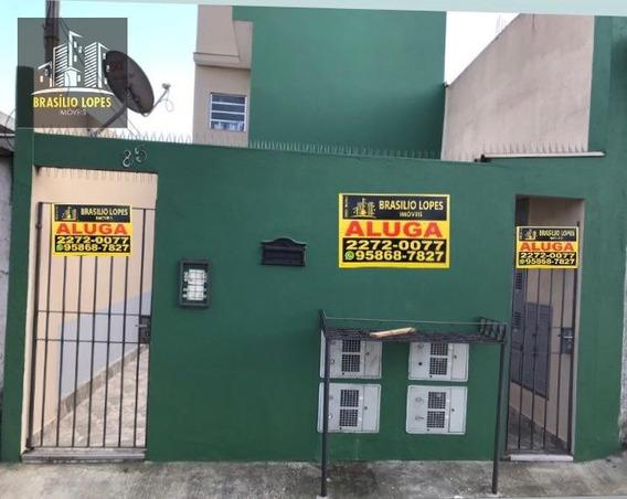 Casa Para Locação Com 1 Dormitório No Taboão /m2251