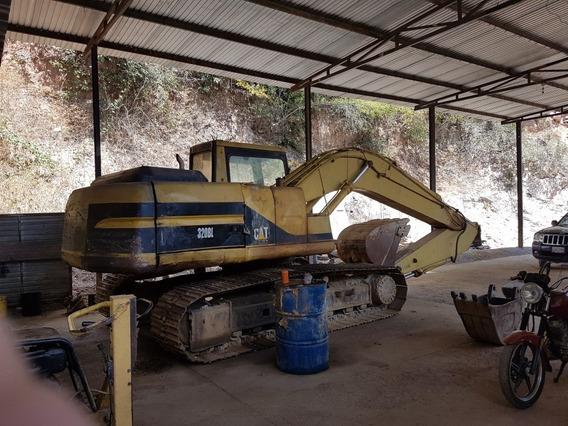 Caterpillar Excavadora 320 Bl