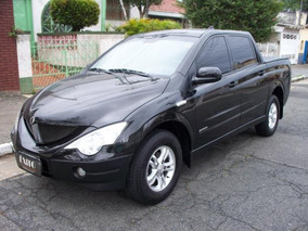 Ssangyong Actyon Sports 2.0 Autom Cab Dupla Diesel 2011