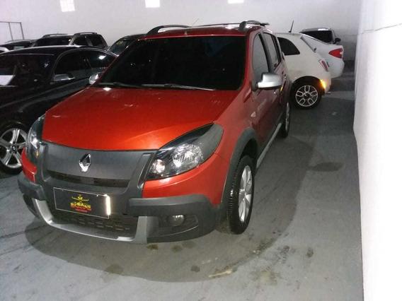 Renault Sandero Stepway 1.6 Hi- Flex 2012