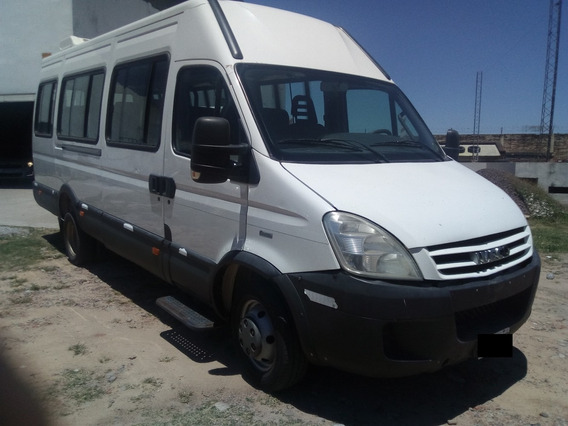 Iveco Daily 50c 16 Bus 19+1 2014 - 475.400 Km