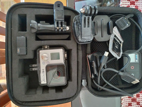 Camera Go Pro 3+ Black + Acessorios Baixei!!!