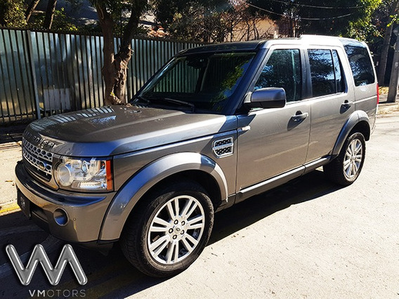 Land Rover Discovery 4 Tdv6 Hse 3.0 4wd Año 2012