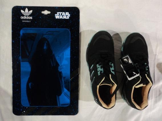 Star Wars adidas Emperor Palpatine Tenis Zx 8000 Talla 7 Mex