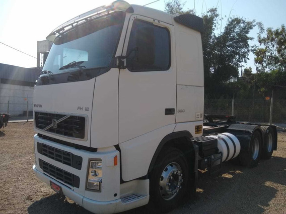 Volvo Fh 12 380 6x2 Trucado 04