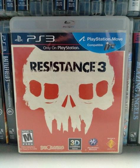 Resistance 3 Completo Ps3 | Parcelamento Sem Juros