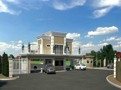 Terreno Em Condominio Venda , Condomínio Castanheiras Sorocaba/sp - Tc01881 - 31905857