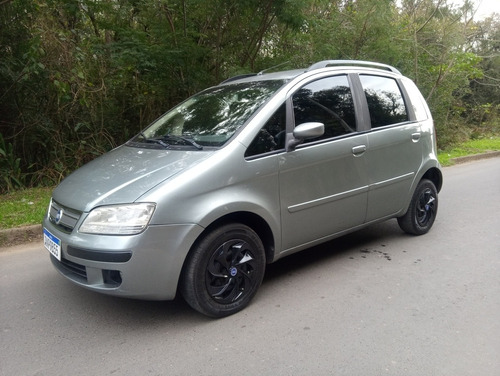 Fiat Idea 2006 1.4 Elx Flex 5p