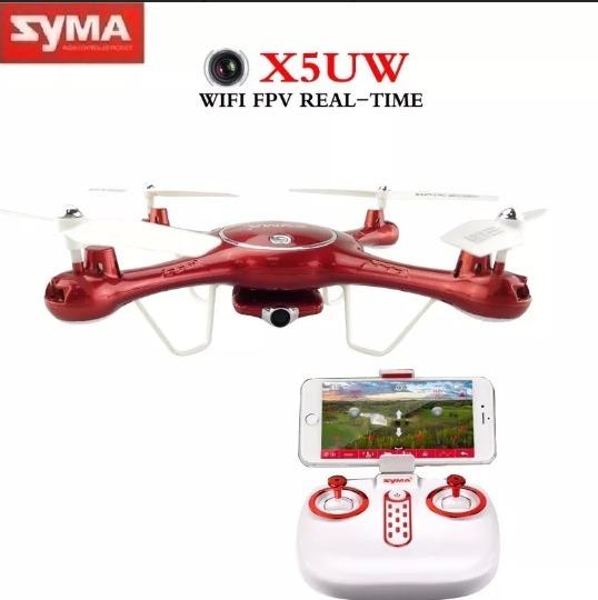 Drone Syma X5uw Função Barômetro ( Pronta Entrega! )