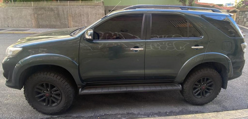 Toyota Fortunner 4x4