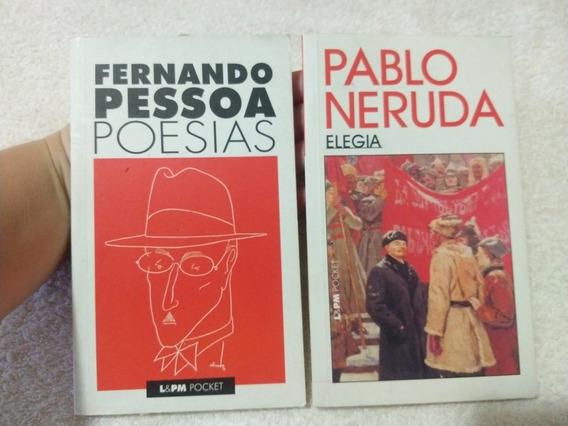 Pablo Neruda - Elegia + Fernando Pessoa - Poesias