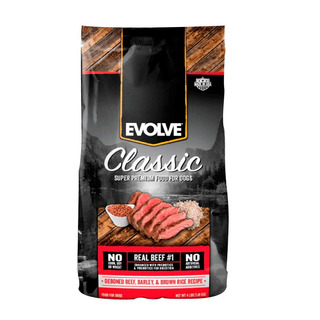 Alimento Para Perro - Evolve Classic Beef